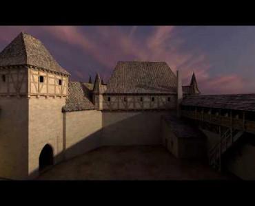 Embedded thumbnail for Stavební vývoj zámku
