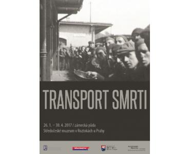 Plakát Transport smrti