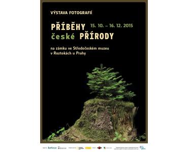 Plakát Příběhy české přírody