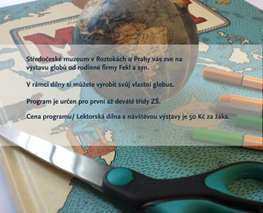 Doprovodný program pro školy k výstavě Fenomén Felkl