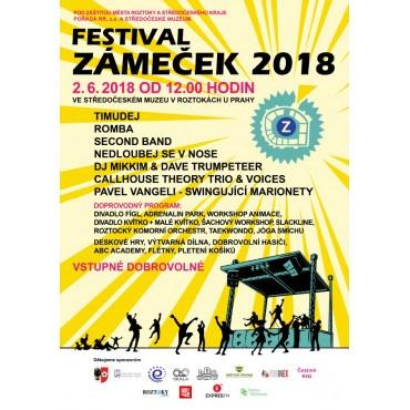 Festival Zámeček 2017