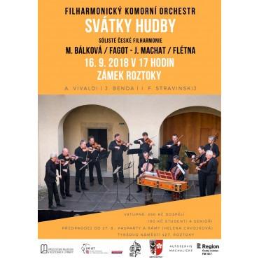 Svátky hudby s FKO a sólisty České filharmonie