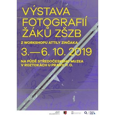 Výstava fotografií žáků ZŠZB & komentovaná prohlídka výstavy o J. B. Foersterovi