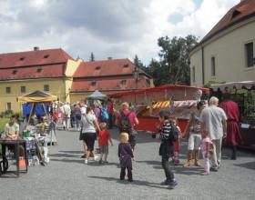 Šermířské rozvernosti - 30. 8. 2014
