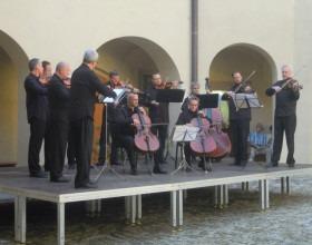Koncert Filharmonického komorního orchestru 6. 9. 2014
