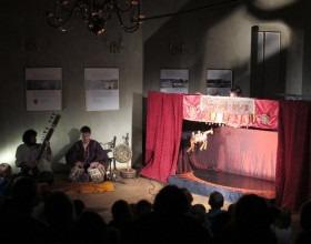 Divadelní představení Kathputli