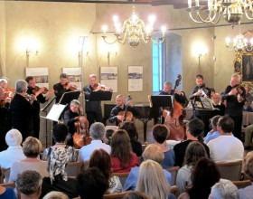 Koncert Filharmonického komorního orchestru 13. 6. 2015