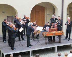 Koncert Filharmonického komorního orchestru 19. 6. 2016