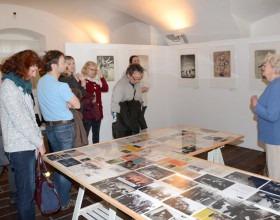 Komentovaná výstava Grafičanka