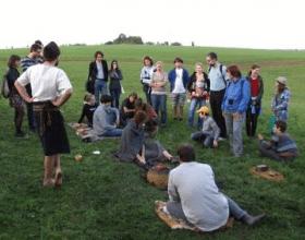 Mezinárodní den archeologie v r. 2014 – na vrcholu Řivnáče