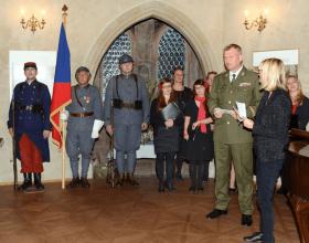 Generálporučík Ing. Josef Bečvář, náčelník generálního štábu Armády ČR; Foto: SMR – A. Hůlka