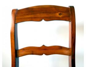 Židle. Stav po restaurování.