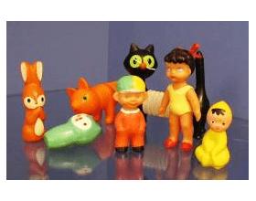 Svět hraček v Roztokách