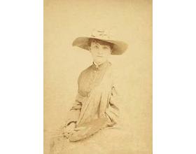 Portrét Zdenky Braunerové