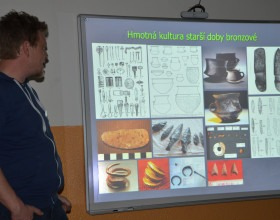 Archeologické nálezy z regionu Roztok