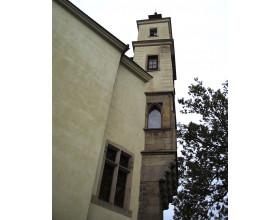 Zámek Roztoky u Prahy