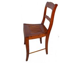Židle po restaurování