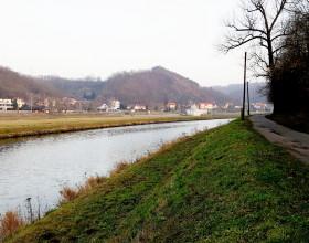 Procházkou podél Vltavy