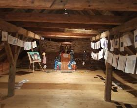 Výstava prací ZŠ Roztoky - Pocta Zdence Braunerové