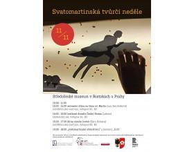 Svatomartinská tvůrčí neděle ve Středočeském muzeu v Roztokách u Prahy