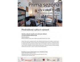 Přednáškový cyklus k výstavě Prima sezóna ve Středočeském muzeu v Roztokách u Prahy