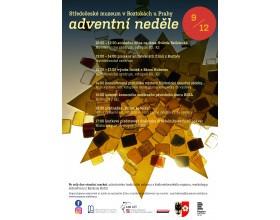 Adventní neděle ve Středočeském muzeu v Roztokách u Prahy