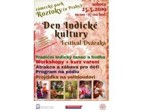 Den indické kultury 2019 - Festival Dváraka