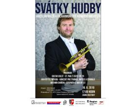 Svátky hudby s FKO a sólistou Jaroslavem Halířem
