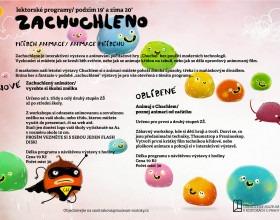 Lektorské programy k výstavě ZACHUCHLENO. Příběh animace / animace příběhu ve Středočeském muzeu v Roztokách u Prahy