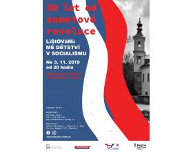 Slavíme 30 let svobody | LiStOVáNí: Mé dětství v socialismu