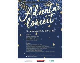 Adventní koncert ve Středočeském muzeu v Roztokách u Prahy