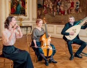 Chaconne en trio COLLEGIUM MARIANUM