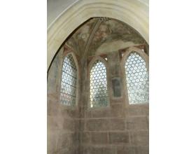 Historický sál - renesanční arkýř