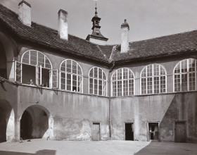 Zámek 1957 - 1960