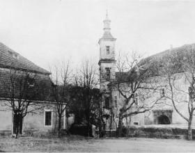 Zámek 1898