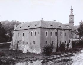 Zámek 1959 - 1962