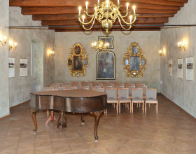 Historický sál zámku