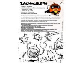 """Letní škola animace """"Animuj s Chuchlem"""" ve Středočeském muzeu v Roztokách u Prahy"""