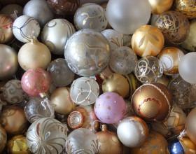 Historické vánoční ozdoby